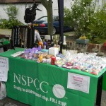 Stall at Cheam Charter Fair @ Park Road, Cheam | Sutton | United Kingdom