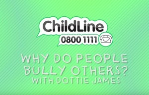 NSPCC Bullying video on YouTube