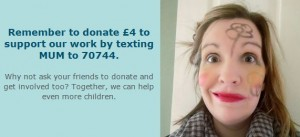 nspcc make up mum